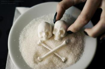 Dependentes trocam drogas pelo açúcar