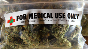 Maconha somente para uso médico