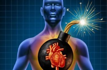 Cocaína aumenta os riscos de ataque cardíaco