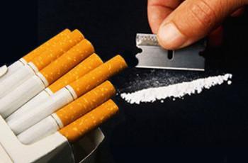 Nicotina, a porta de entrada