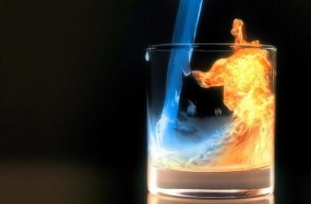 A mistura arriscada de álcool com energético