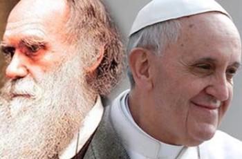 Papa diz que teoria da evolução e Big Bang são corretos