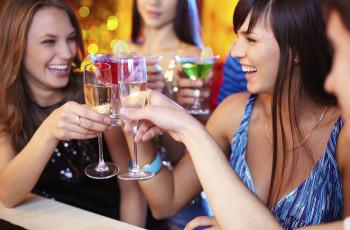 A saúde da mulher que consome álcool