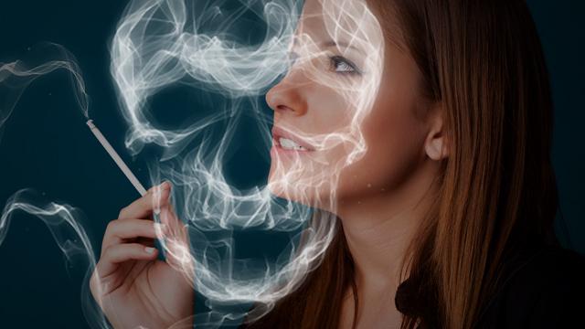 Muito além do câncer de pulmão