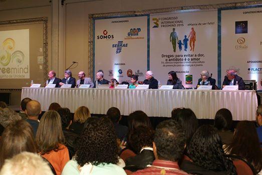 Na abertura do congresso, o prefeito de Campinas, Jonas Donizette Ferreira, falou da importância da Mobilização Freemind