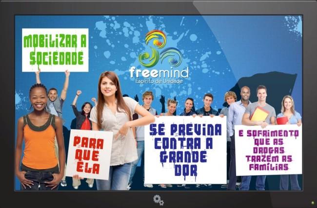 """Freemind, o sucesso do """"espírito de unidade"""""""