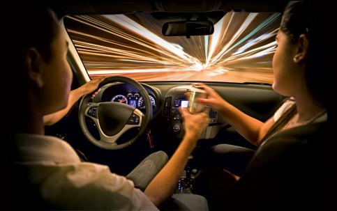 Álcool e drogas, fatores determinantes nos acidentes de trânsito