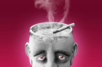 A dopamina e a dependência da nicotina