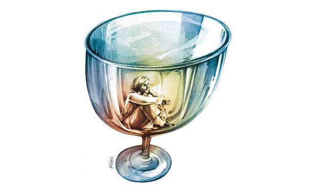 A tênue linha entre o 'beber socialmente' e o 'beber em binge'