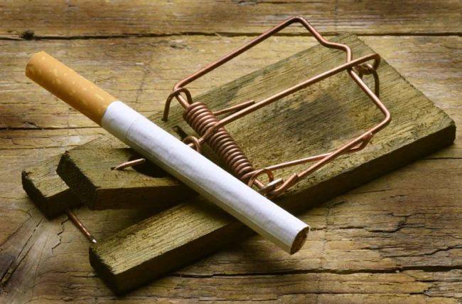 """Rota dos cigarros """"mata-rato"""" é a mesma das drogas"""