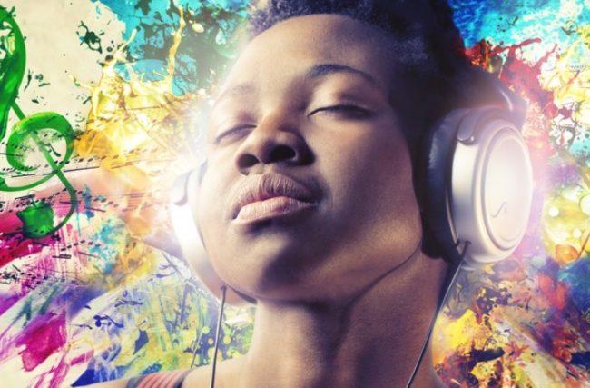 Música boa não é droga, mas dá prazer