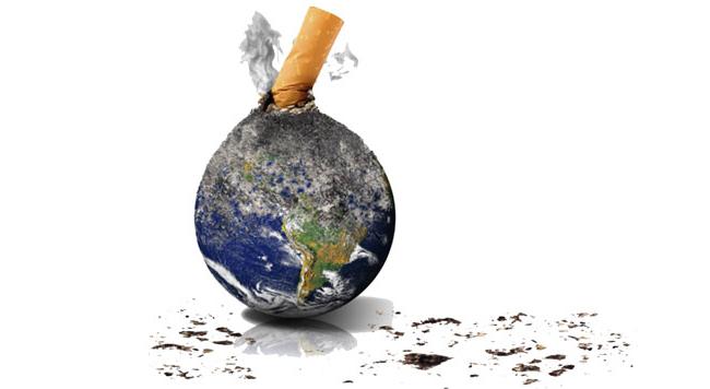 Medidas globais contra o tabagismo