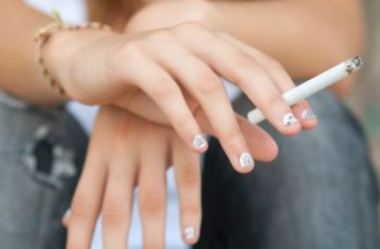 O tabagismo entre as preocupações da juventude