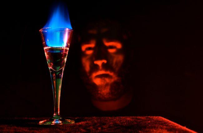Quanto mais álcool, menos autopercepção
