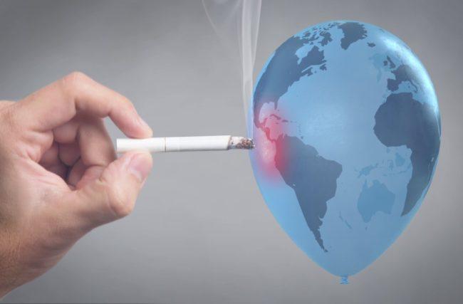 Dia Mundial sem Tabaco 2017: uma ameaça ao desenvolvimento