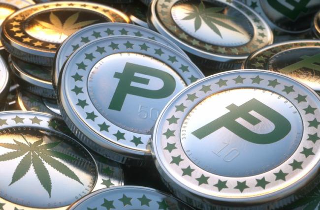 Potcoin, a 'moeda da maconha'