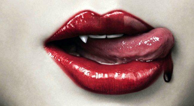 Viciado em sangue. E não é vampiro…